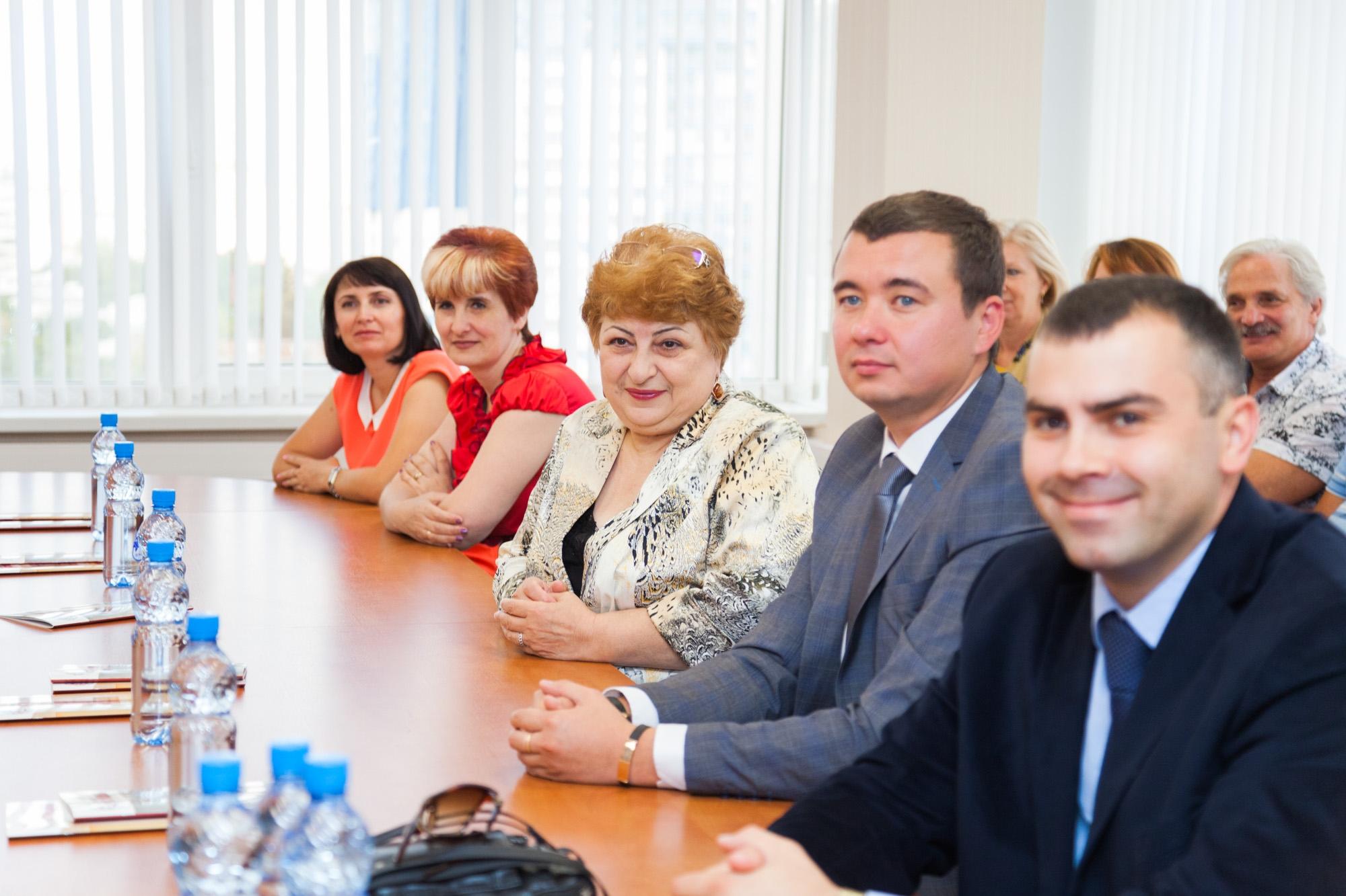 Мировые судьи получили награды Губернатора Московской области