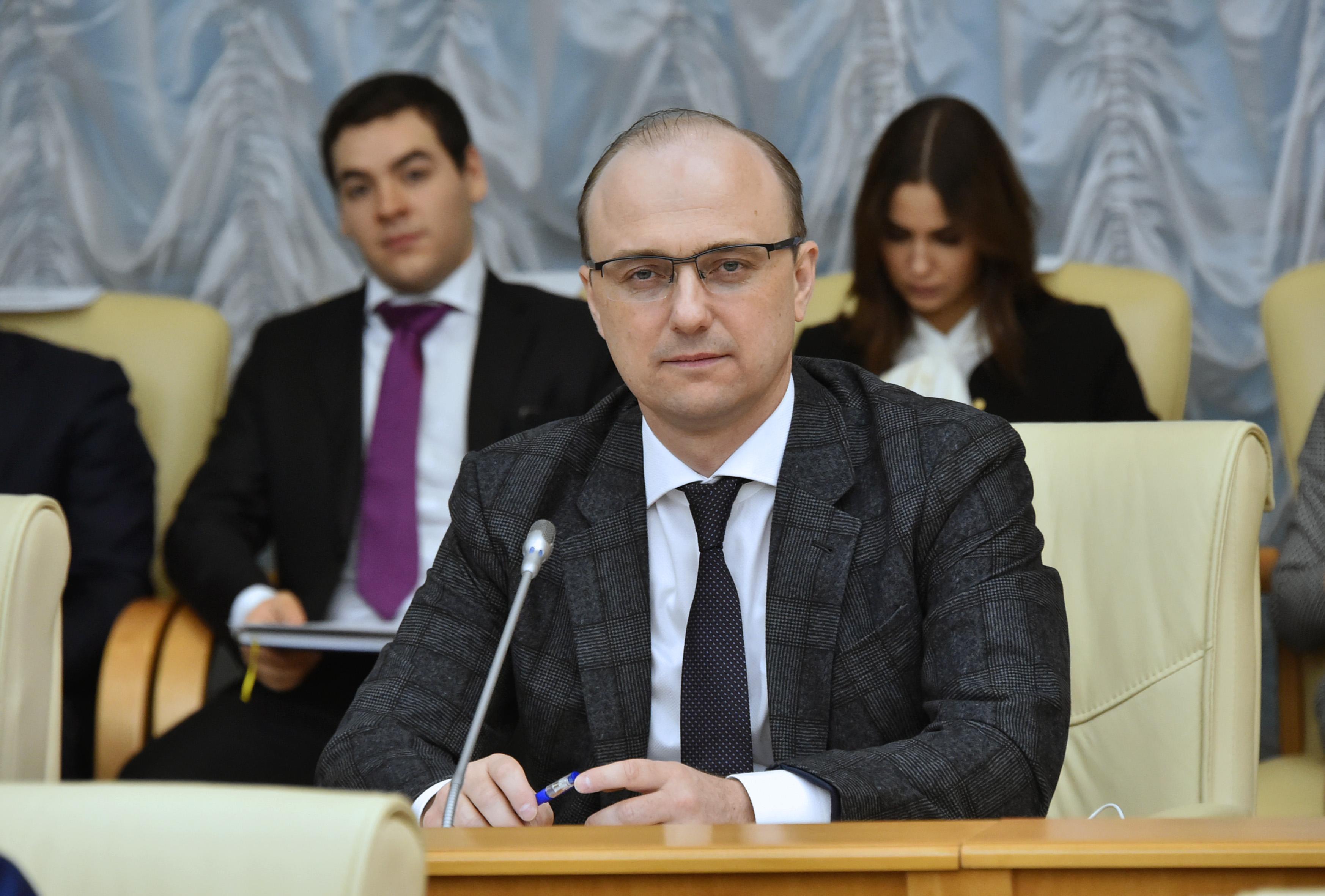 Владислав Гордиенко проведет прием граждан 2 февраля