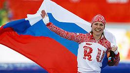Ольга Граф из Подмосковья подарила России первую медаль Олимпиады