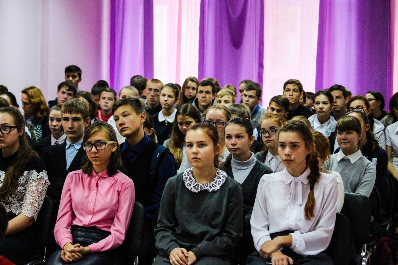 Молодежный антинаркотический марафон в Электрогорске