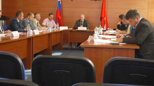 Заседание Постоянной рабочей группы Совета при Президентепо делам казачества Московской области