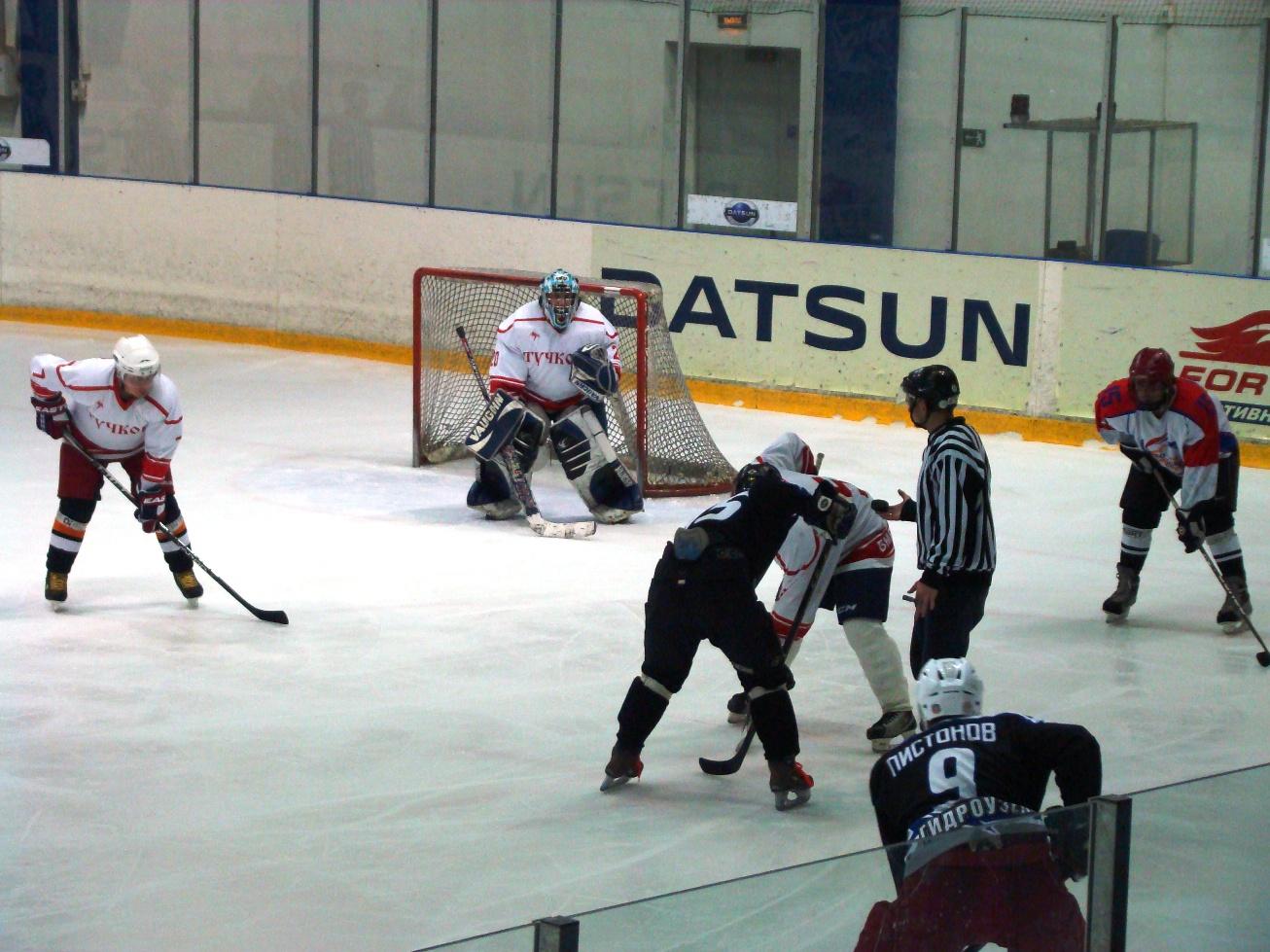 Клуб «Тучково» выиграл Открытый чемпионат Можайского района по хоккею
