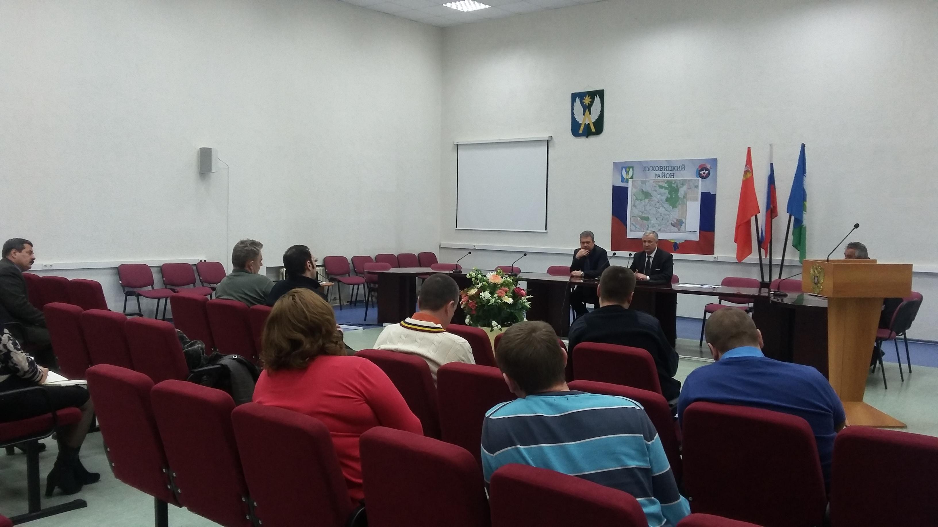 Совещания по вопросам организации деятельности народных дружин на территориях муниципальных образований Московской области состоялись 11 февраля