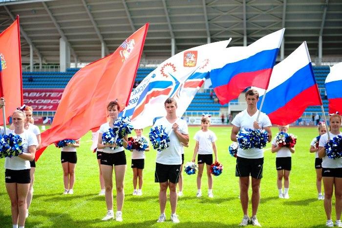 В Подмосковье отметят Всероссийский олимпийский день