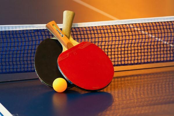 Результаты соревнований по настольному теннису среди мужчин