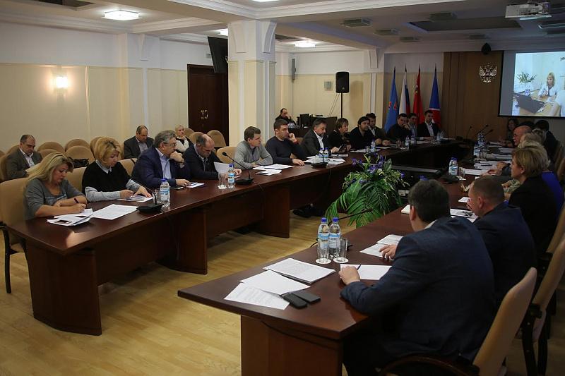 В Люберецком муниципальном районе состоялось совещание рабочей группы по вопросу реализации антинаркотических проектов в Московской области