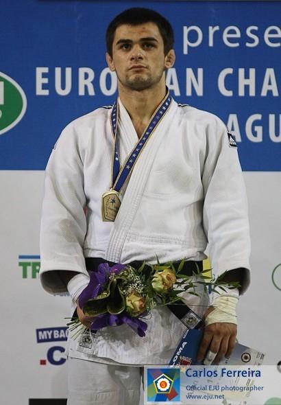 Алан Хубецов – победитель соревнований серии Гран-При по дзюдо